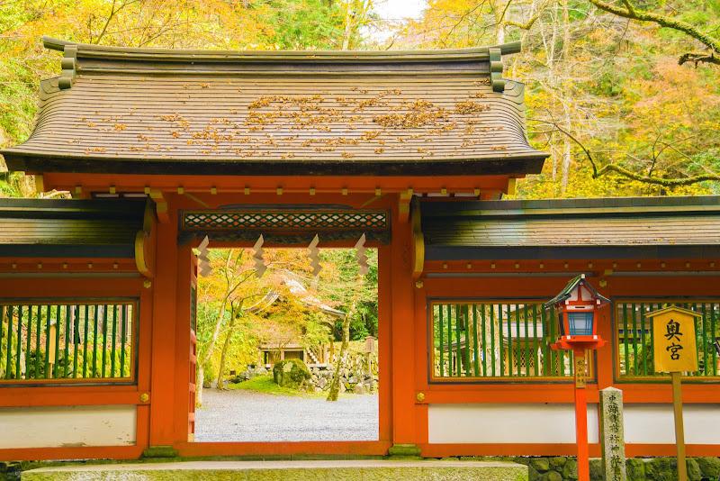 京都 貴船神社 奥宮 写真1