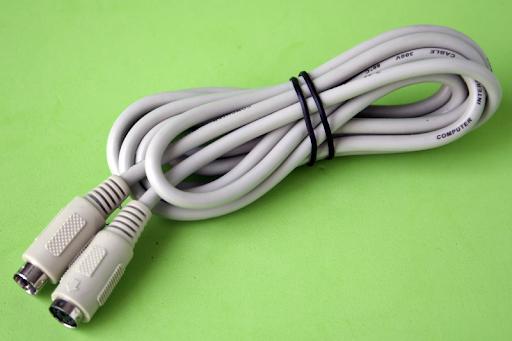 Cable Alargador Teclado y