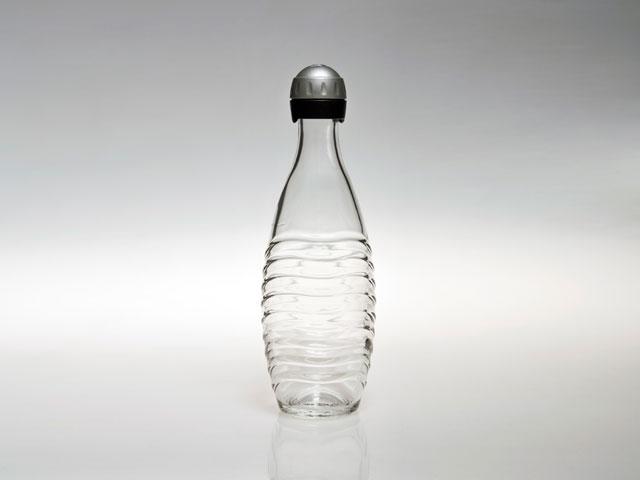 Bottiglia in vetro sodastream offerte negozio vendita - Portaghiaccio per bottiglie ...