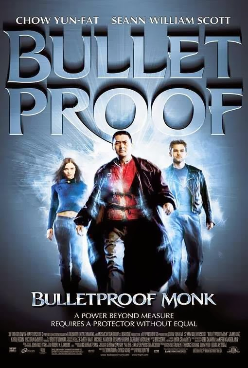 Poster Of Bulletproof Monk (2003) Full Movie Hindi Dubbed Free Download Watch Online At Alldownloads4u.Com