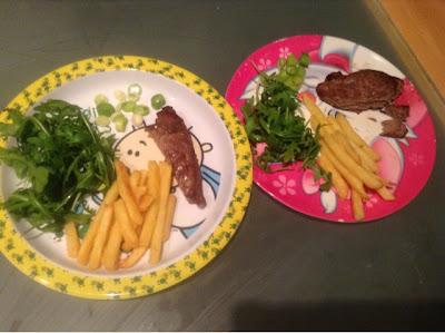 Meal Planning Mummy Emma's simple lamb leg steak for kids