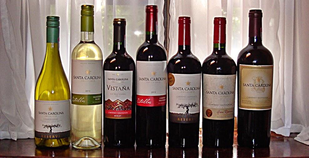 Kết quả hình ảnh cho santa carolina reserva chardonnay