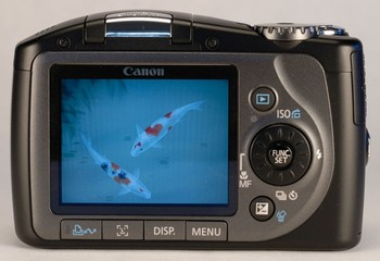 Canon PowerShot SX100 IS