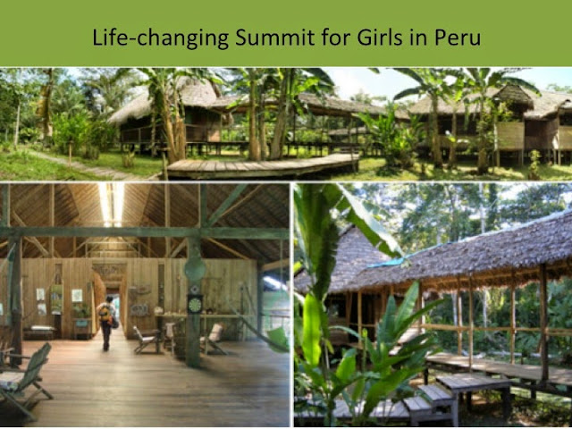 Life-changing Summit for Girls in Peru
