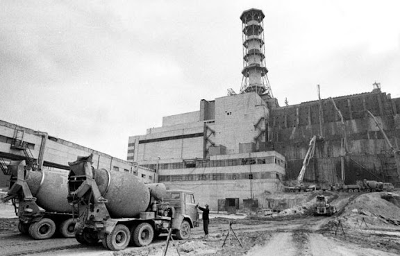 chernobyl 25 años aniversario accidente central nuclear