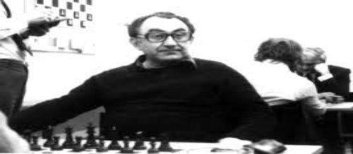 El Gran Maestro Tigran Petrosian