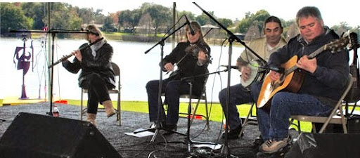 Annual Orlando Folk Festival at the Mennello