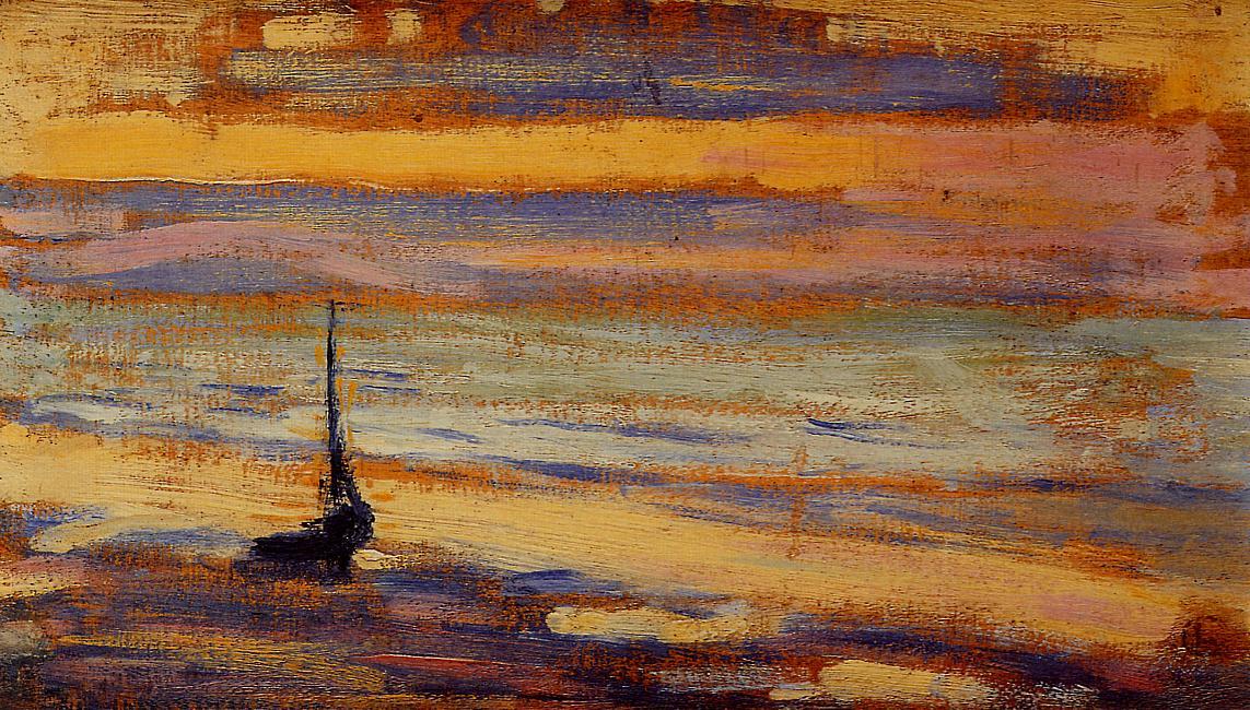 Georges Lemmen - Neyst No.9, The Beach