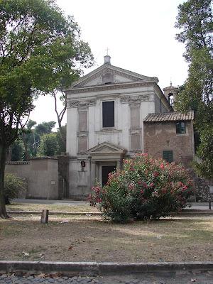 Chiesa di San Cesareo de Appia