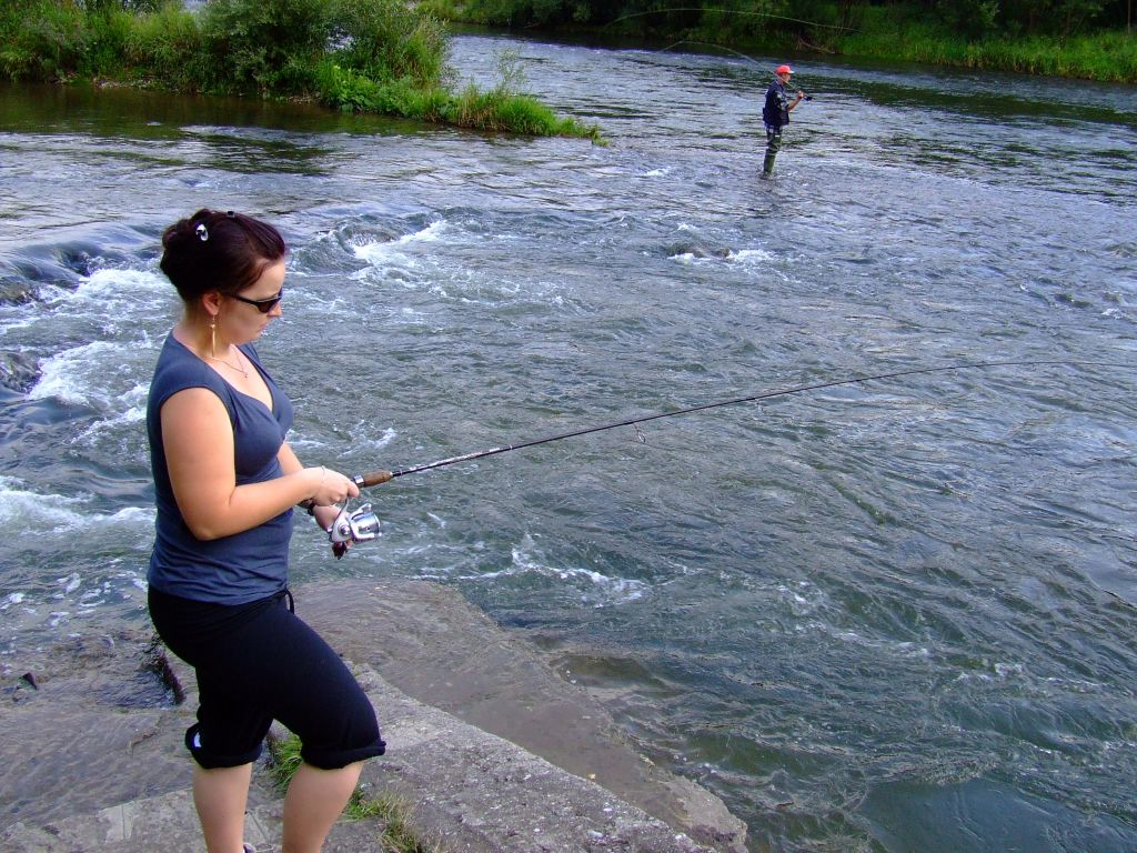 Fishing in Poland - spinning, casting and flyfishing ...