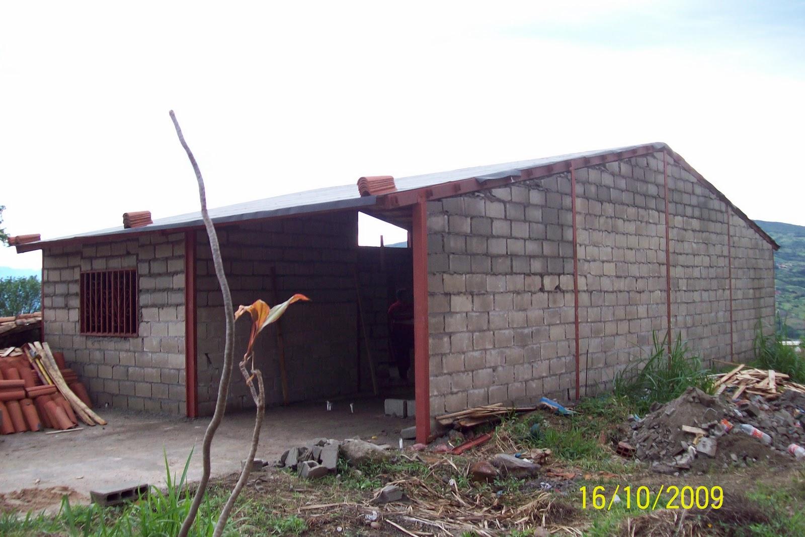 Estructuras metalicas para casas gallery of las - Estructura metalicas para casas ...