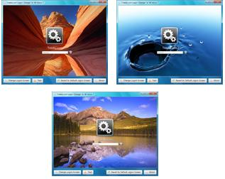 tweask logon screen changer windows 7 arkaplan değiştirici
