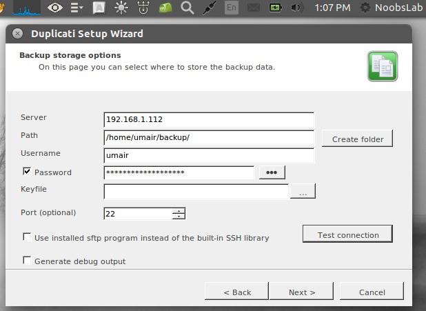 Duplicati Is Simple Tool For Online Offline Backups