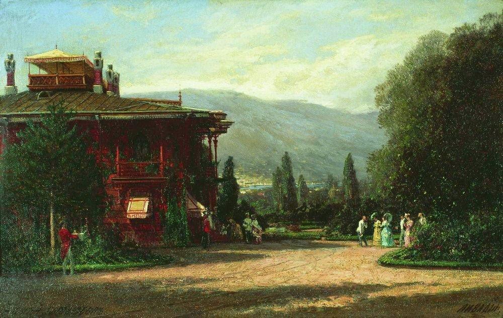 Alexey Bogolybov - Livadia Palace