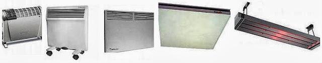 Конвективные и инфракрасные обогреватели для дома
