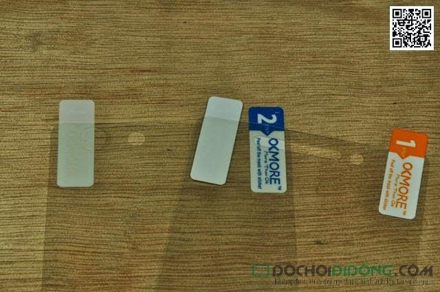 Miếng dán màn hình Oppo R1 R829 2 mặt loại trong