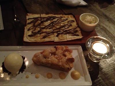 Bar-Roque Grill, apple pie