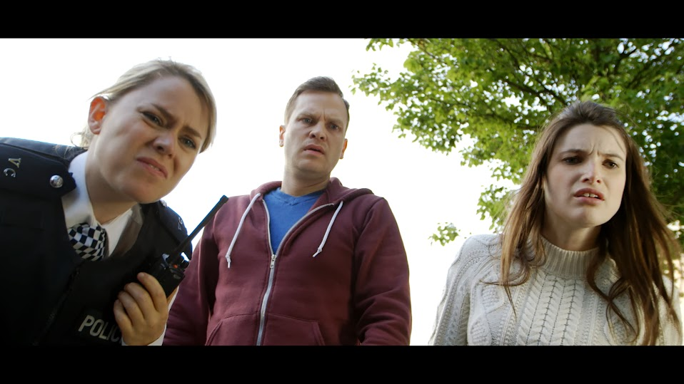 Still short film 'CIRCLES by writer and director Spencer Hudson - Cairine MacBrayne - Ali Cook - Katie BalAli Cook & Katie Ball