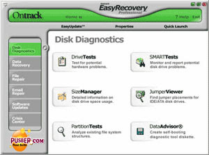 Download Software EasyRecovery Professional