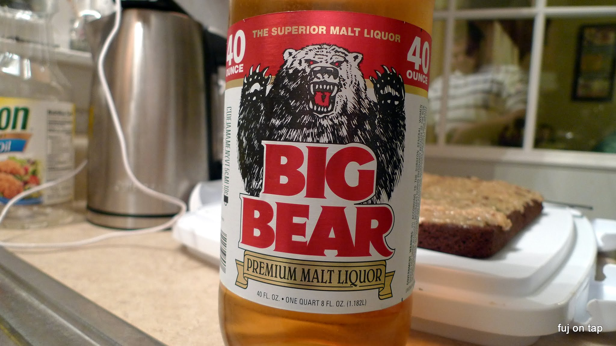 Big Bear 40 OZ