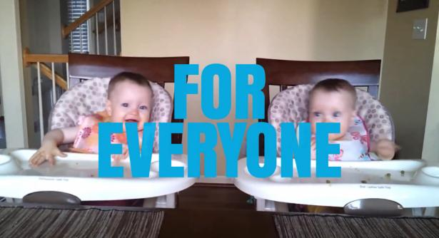 "Google Chromebook ""For Everyone"" Fun New Ad"