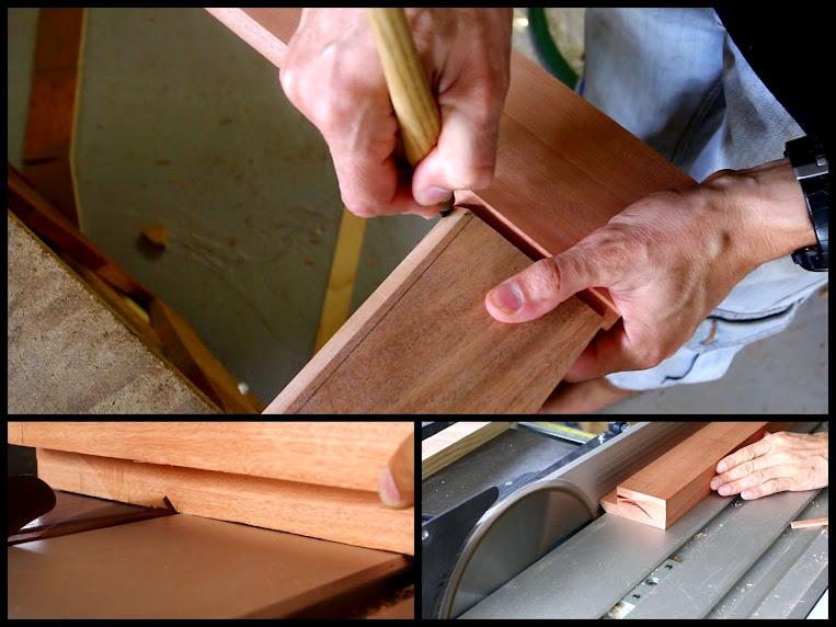 Fabrication d'un volet bois pour l'atelier Volet%2Batelier5
