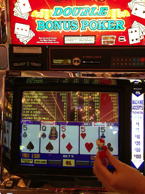 Four of a Kind Video Poker