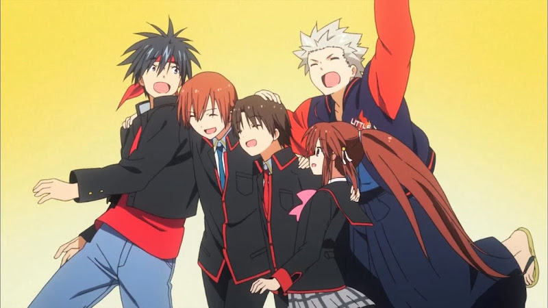 Little Busters Refrain Tập 13 End