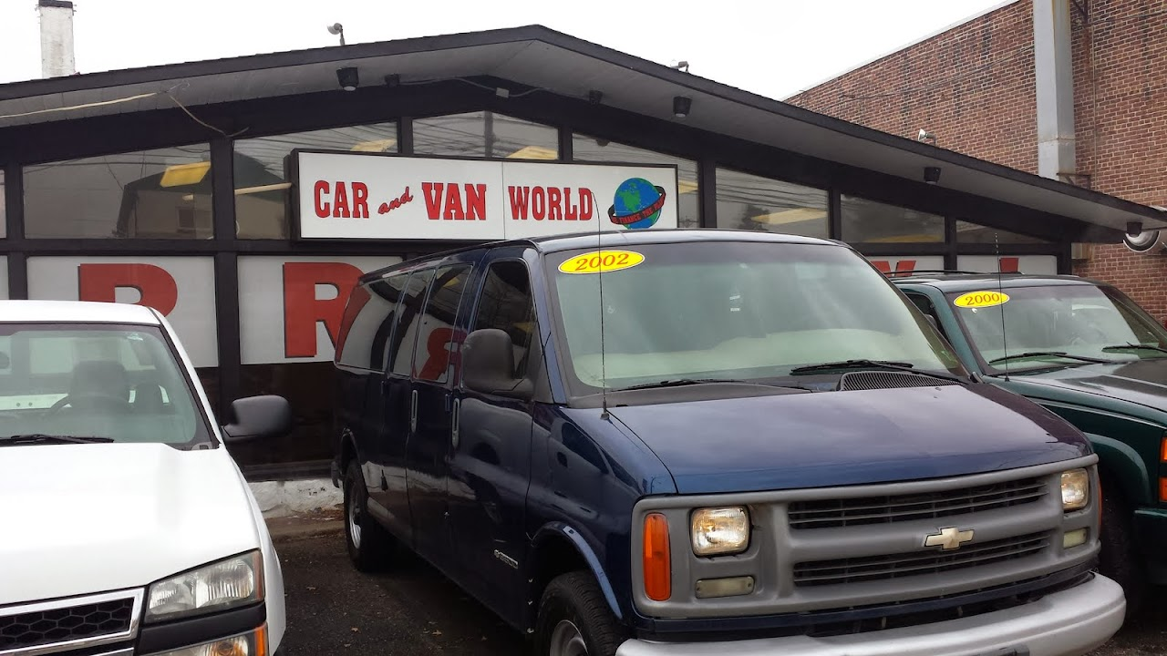 used car dealer Prospect Park | Car & Van World at 577 Chester Pike, Prospect Park, PA