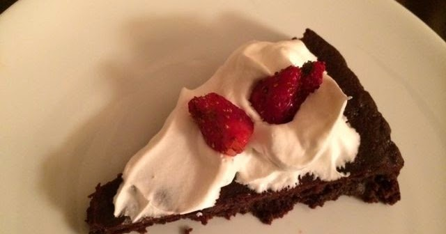 Diary Free Flourless Chocolate Cake