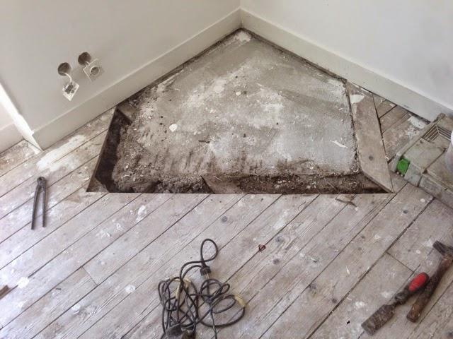 Parquet franck menuiserie bois precieux raccord parquet peinture sol blanc r sine for Peinture plancher