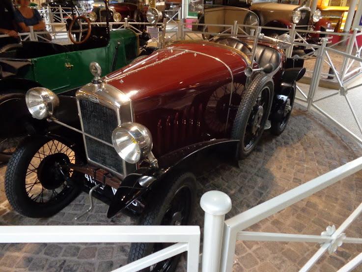 Musée de l'aventure Peugeot à Sochaux DSC01188