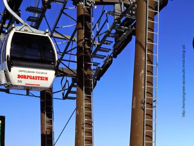 na zdjeciu gondola z regionu Ski Amade