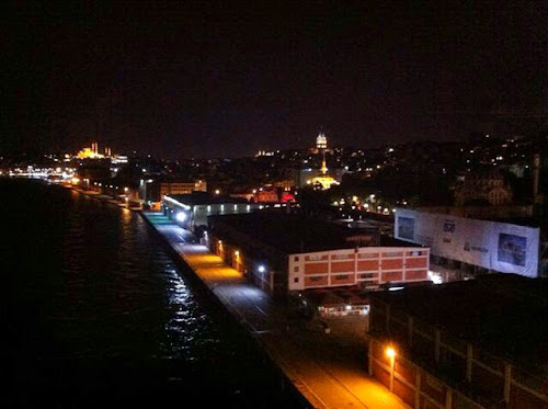 Istanbul nuit