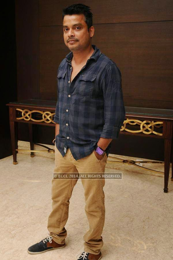 Antony during the birthday celebration, held at The Leela Palace, in Chennai.