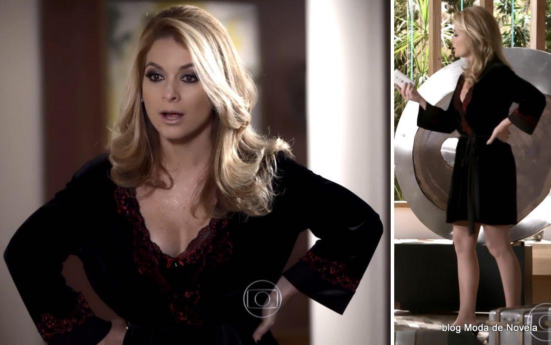 moda da novela Geração Brasil - look da Pamela dia 29 de maio