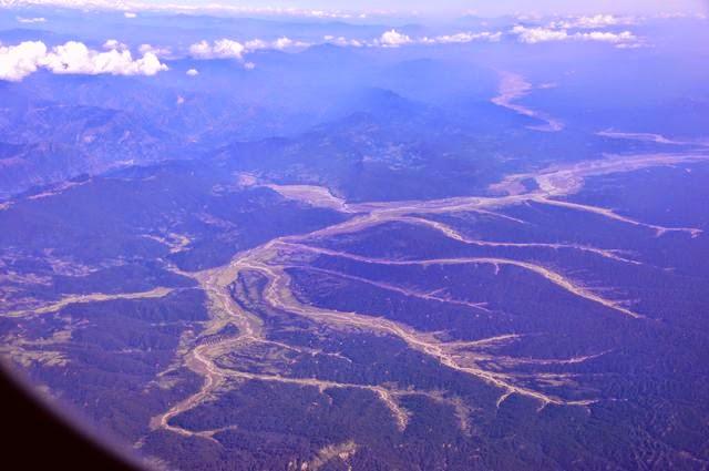 達人帶路-環遊世界-尼泊爾水脈圖