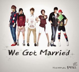 We Got Married Season 4 - We Got Married Season 4 - 2013