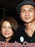 Anji Menikah dengan Wina Natalia Wishnutama