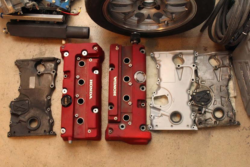 FS: left over parts, cheap price, K20 head, k24 base, SC MP90