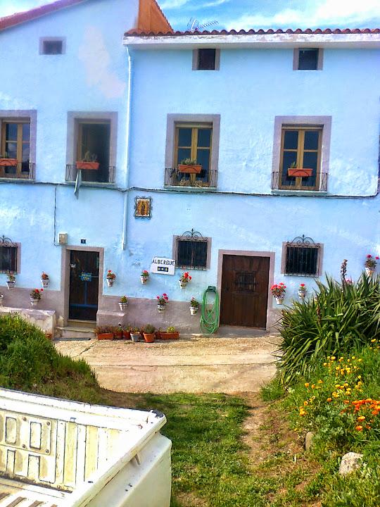 Albergue de peregrinos Virgen de Guadalupe, Cirueña, La Rioja, Camino de Santiago