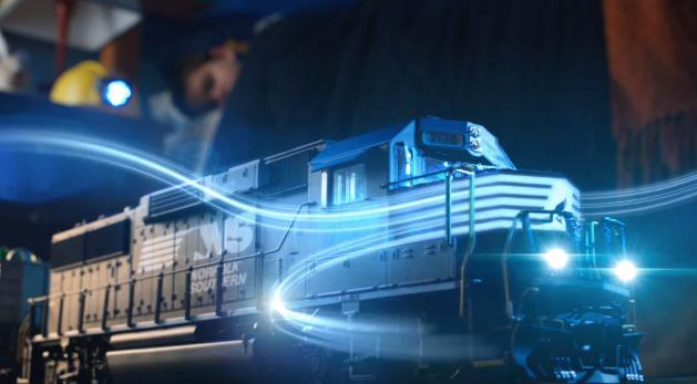 "Norfolk Southern ""City of Possibilities"" TV Commercial"