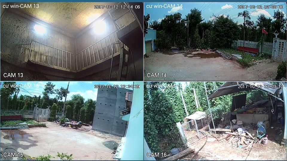 Lắp đặt camera tại trang trại giúp bạn giám sát hoạt động vật nuôi hiệu quả qua chiếc điện thoại thông minh
