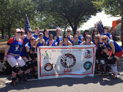 DCRG Independence Day Parade