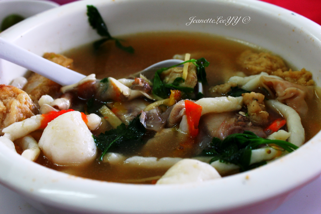 101 food in kk kedai kopi ocean king for 101 soup cuisine