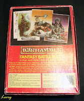 Contraportada de 2ª Edición de Warhammer Fantasy Battle