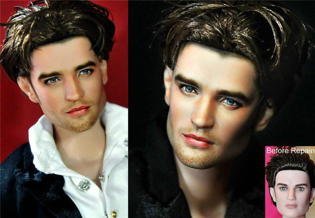 сумерки – кукла эдварда каллена (роберт паттинсон) – ноэль круз