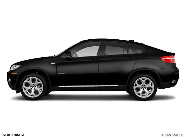 Bmw Automobiles Bmw X6 Black