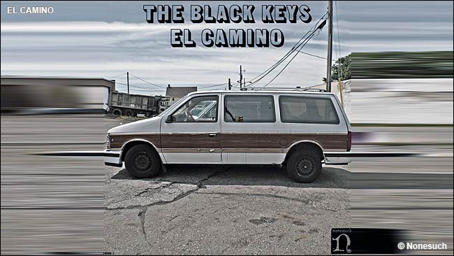 El Camino - The Black Keys