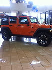2012 Jeep Wrangler Unlimited Sahara Sport Utility 4-Door 3.6L